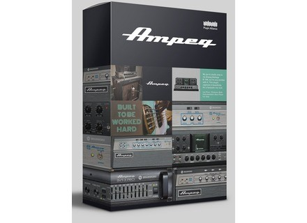 Brainworx PA-Sub Ampeg Bundle