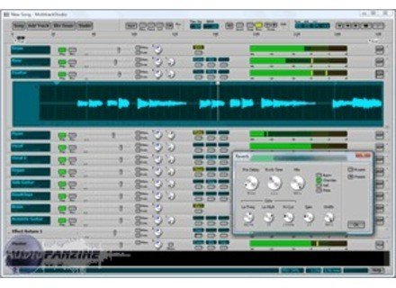 Bremmers Audio Design MultitrackStudio 5