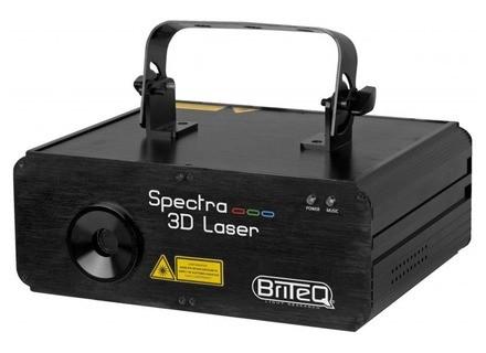 Briteq Spectra-3D Laser