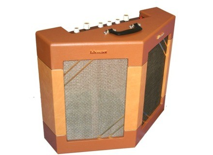 British Amplifiers Watkins Dominator V Front