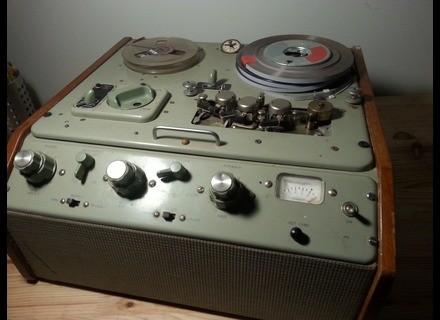 British Ferrograph Recorder Co 632 HT