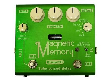 Brunetti Magnetic Memory