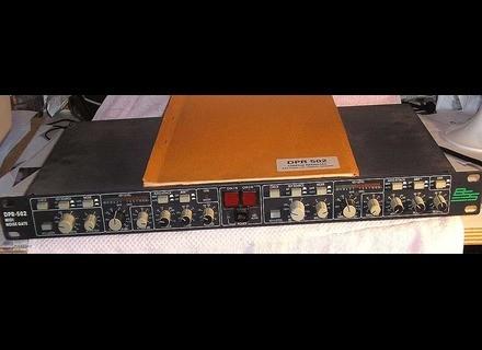 BSS Audio DPR-502