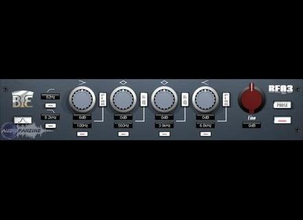 BTE Audio BEQ3