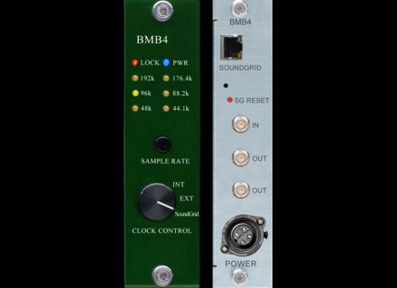 Burl Audio BMB4 SoundGrid