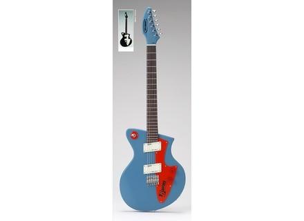 Burns Guitars Jet-Sonic