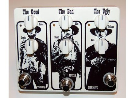 Butterfly Effect Pedals The Good, The Bad, The Ugly