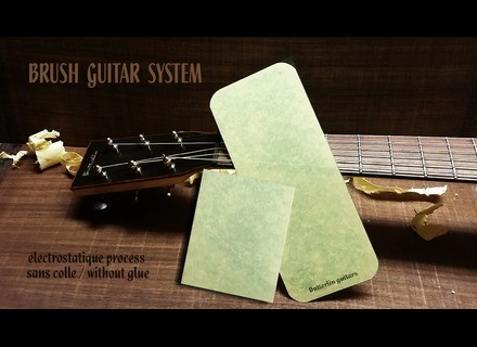 Butterlin Guitars Brush Guitar System