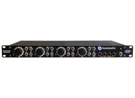 Buzz Audio QSP-20 Quad Studio Preamplifier