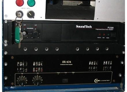 C Audio SR 404