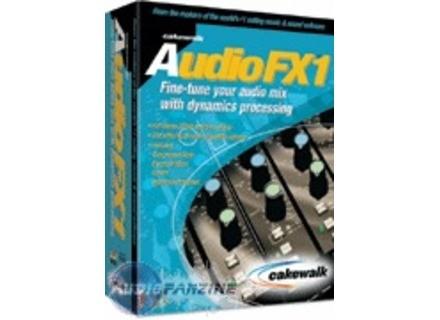 Cakewalk Audio FX