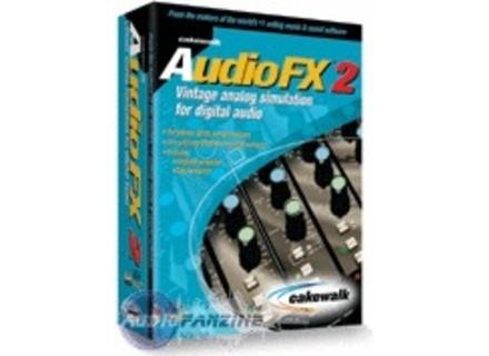 Cakewalk Audio FX2