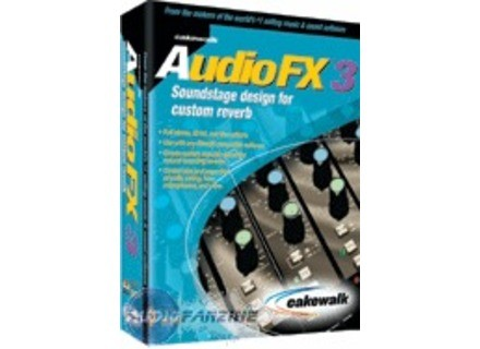 Cakewalk Audio FX3