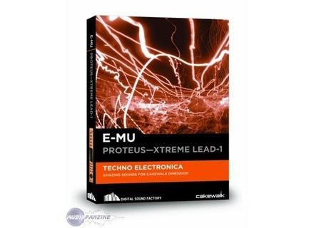 Cakewalk E-MU Proteus-Xtreme Lead-1