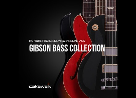 Cakewalk Gibson Bass Collection