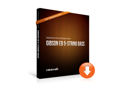Cakewalk Gibson EB-5 String Bass