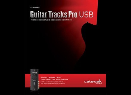 Cakewalk Guitar Tracks Pro USB