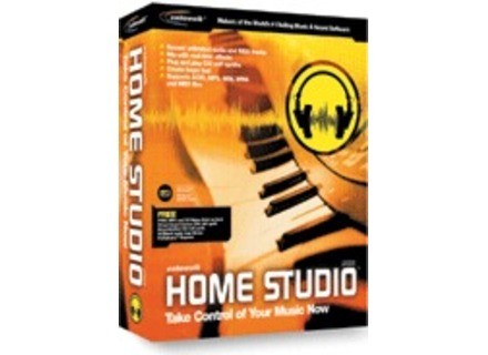 Cakewalk Home Studio 2002