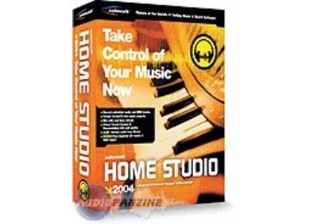 Cakewalk Home Studio 2004