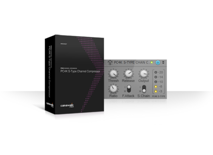 Cakewalk PC4K S-Type Channel Compressor Module