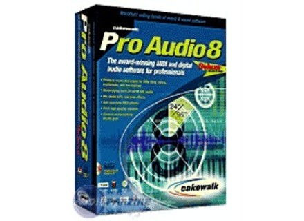 Cakewalk Pro Audio 9.0 Download (Free trial) - cwpa.exe