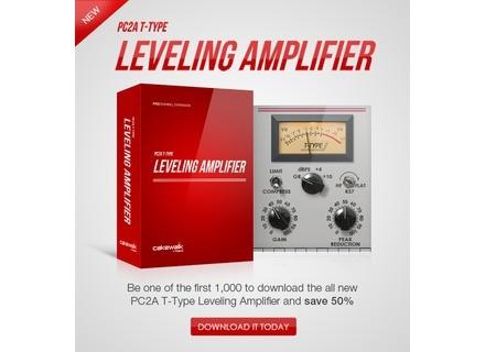 Cakewalk ProChannel  PC2A T-Type Leveling Amplifier