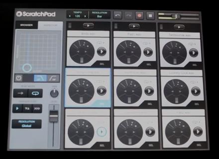 Cakewalk Scratchpad HD