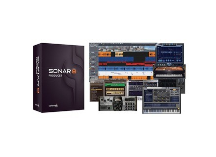 Cakewalk Sonar 8.5 Producer Edition