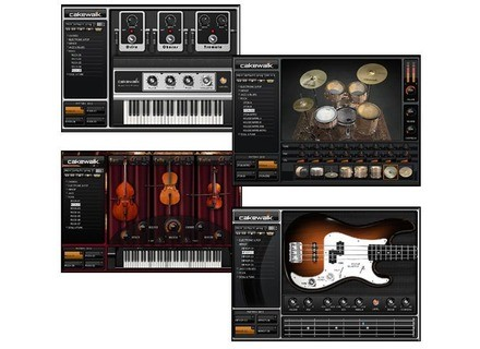Cakewalk Studio Instruments