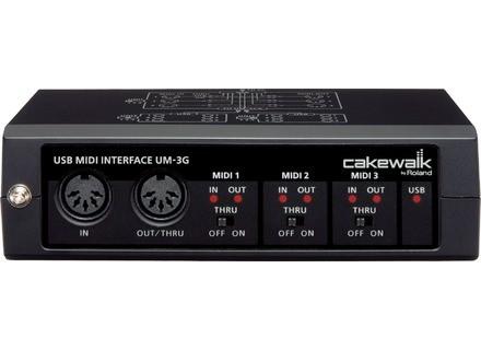 Cakewalk UM-3G