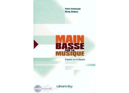 Calmann-levy Main Basse sur la Musique