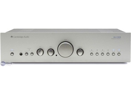 Cambridge Audio Azur 640A