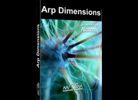 Camel Audio Arp Dimensions