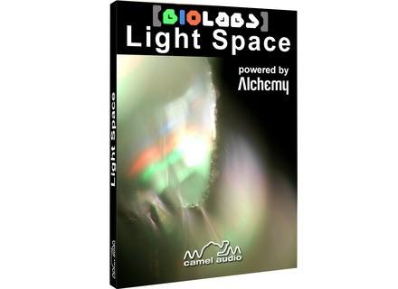 Camel Audio Biolabs: Light Space