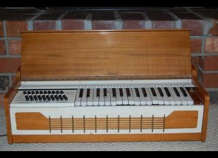 Capri Chord Organ