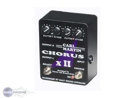 Carl Martin Chorus X2