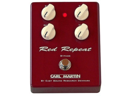 Carl Martin Vintage Series Red Repeat 2011