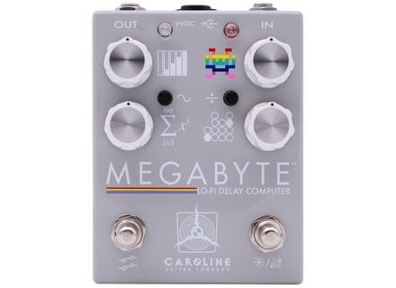 Caroline Guitar Company Megabyte Lo-Fi Delay Computer