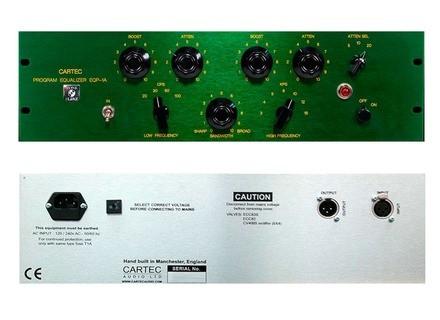 Cartec Audio EQP-1A Toneflake Custom