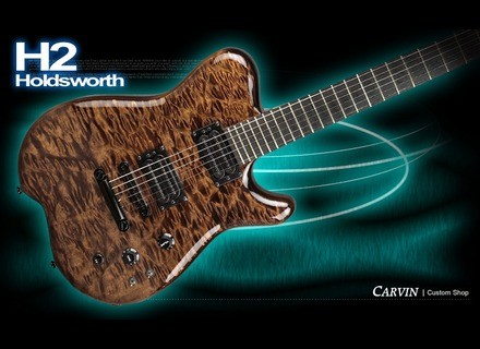 Carvin Holdsworth H2