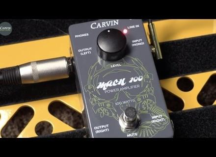 Carvin Mach 100