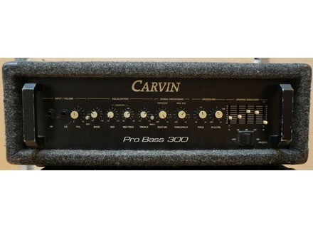 Carvin Pro Bass 300