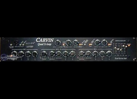 Carvin Quad X-Amp