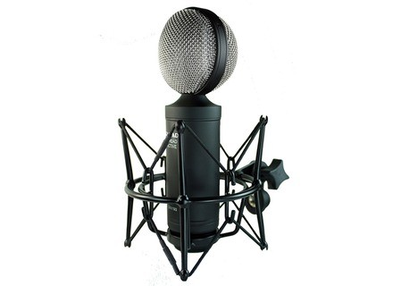 Cascade Microphones Fat Head II Active/Passive