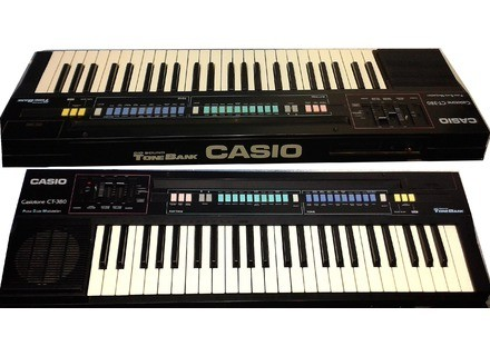 Casio Casiotone CT-380
