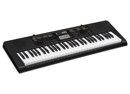 namm new casio sampling keyboards news audiofanzine. Black Bedroom Furniture Sets. Home Design Ideas
