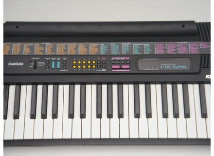 Casio CTK-520L