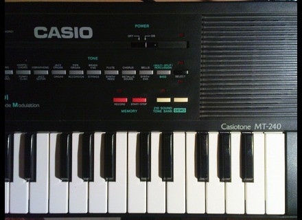 Casio MT-240