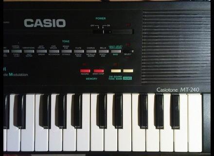 Casio MT-240