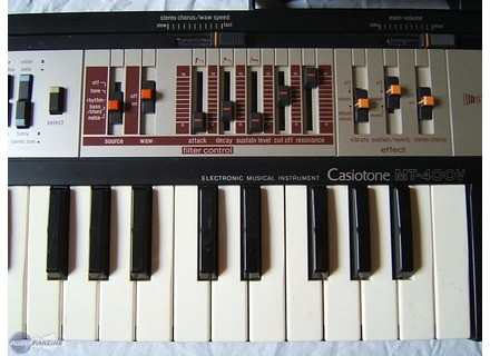 Casio MT-400v